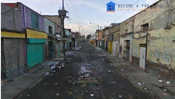 Low Income Neighborhood