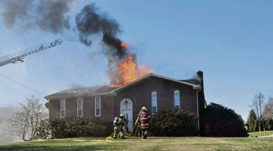 Landlord Responsibilities after fire