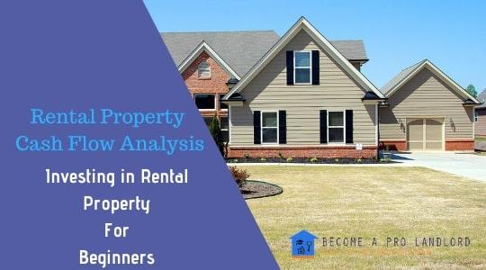 Buying Rental Property Calculator