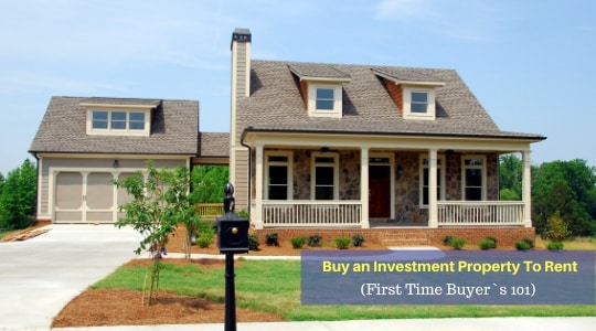 Buy an Investment Property To Rent