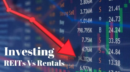 Reits Vs Rental Property