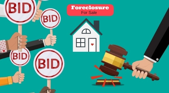 Buy Foreclosure Property