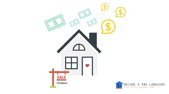 Is it worth buying foreclosure property