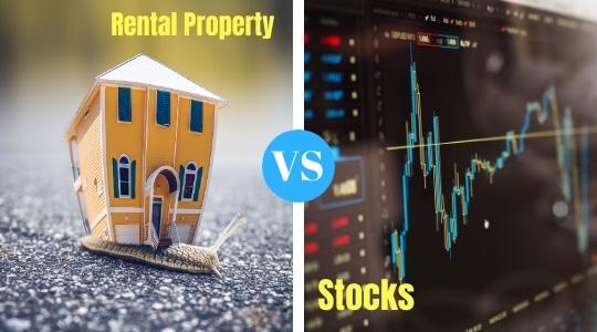 Rental Property VS Stocks