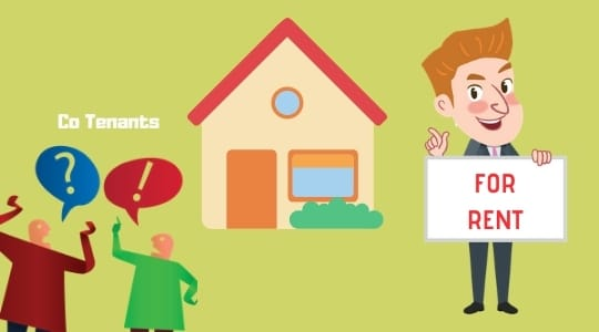 Renting To Co Tenants