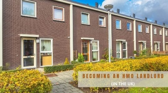 Becoming an HMO Landlord